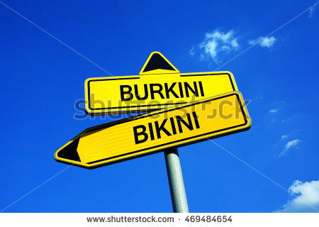stock-photo-burkini-vs-bikini-traffic-sign-with-two-options-classical-swimsuit-versus-bathing-clothes-for-469484654